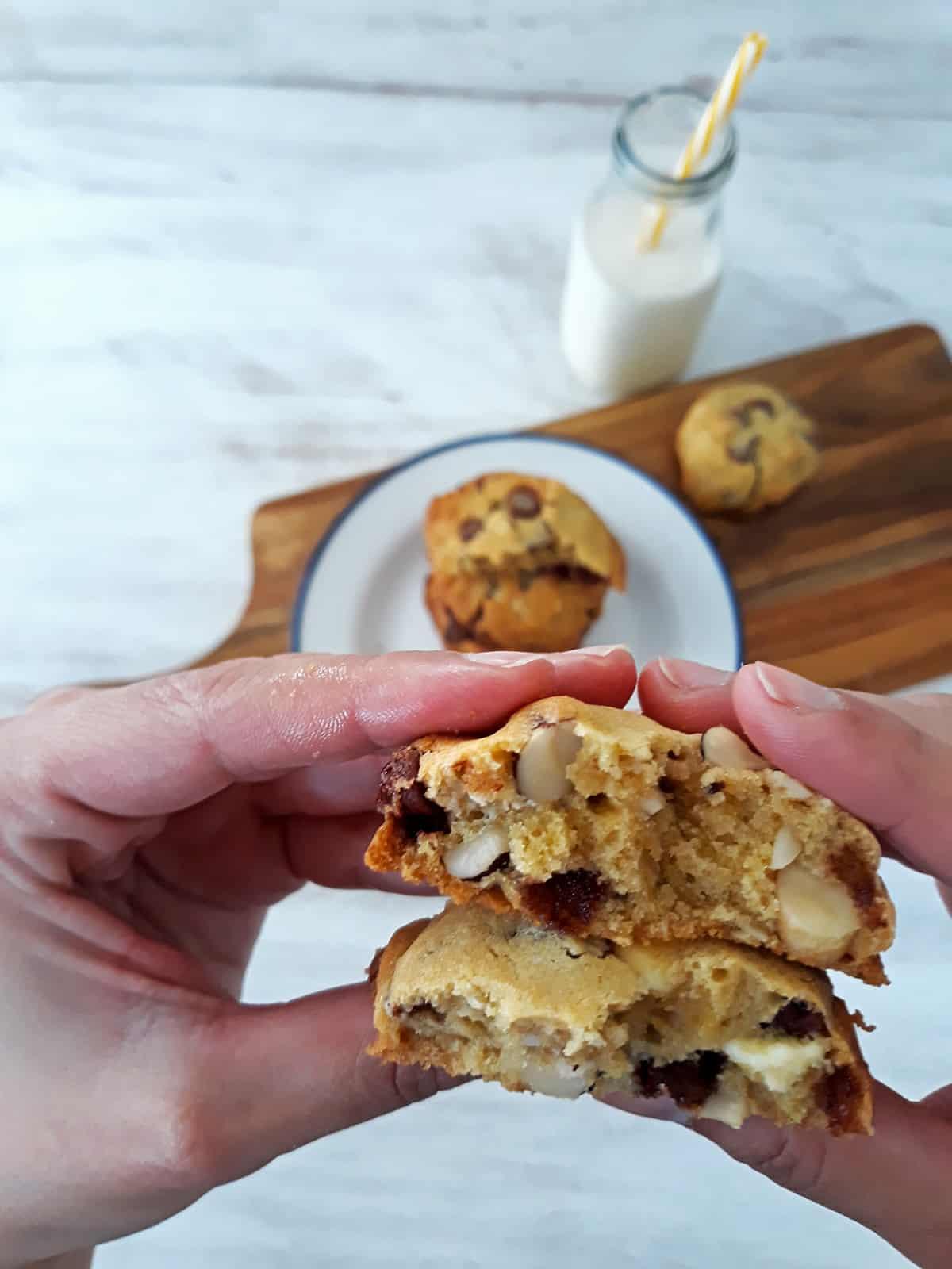 galletas listas para comer