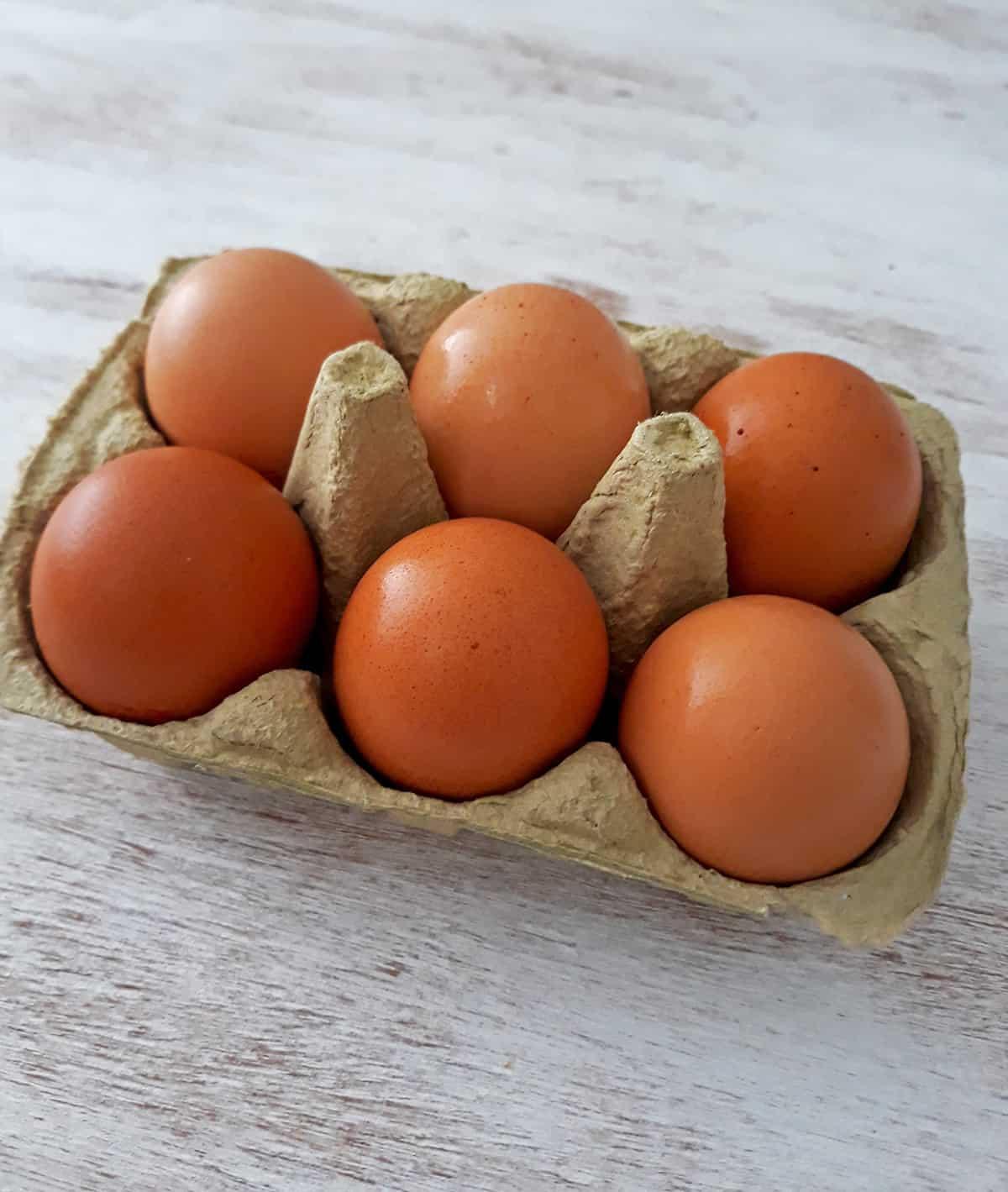 carton de huevos