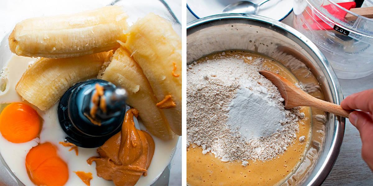 como preparar muffins paso a paso