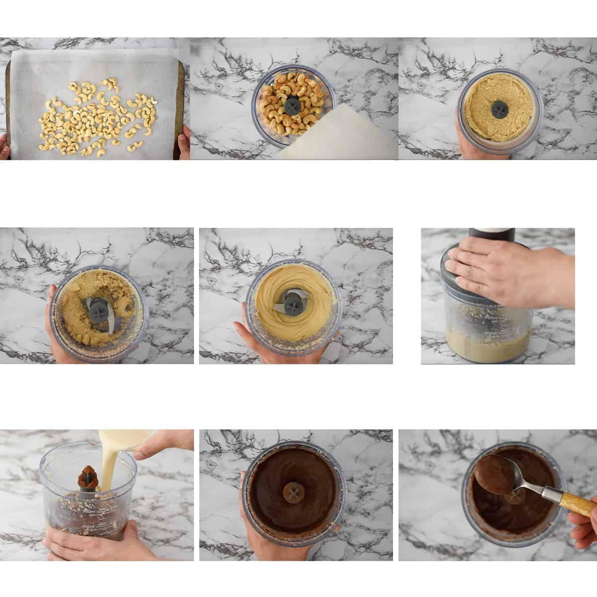 Receta paso a paso para preparar Nutella hecha en casa